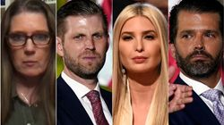 Mary Trump Hits 'Entitled' Cousins Don Jr, Ivanka And Eric With Damning