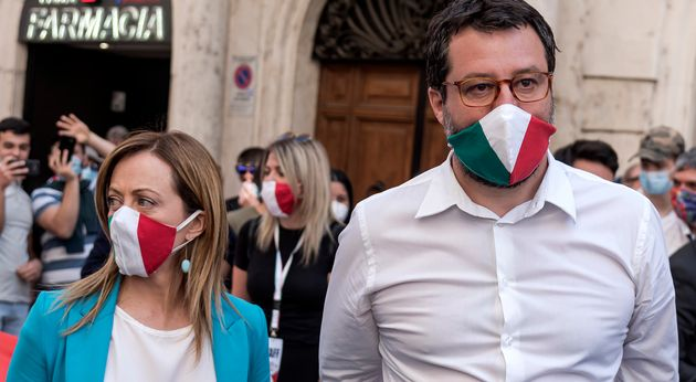 Decreti sicurezza, Matteo Salvini: