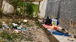 Το «μαύρο» τετράγωνο της Αθήνας: Φτώχεια, ναρκωτικά και