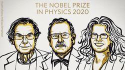 Le prix Nobel de physique 2020 récompense des découvertes sur les trous