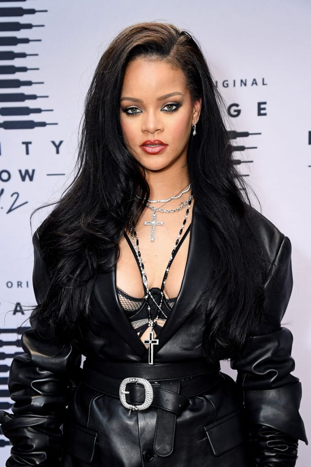 Rihanna Apologises After Including Islamic Hadith In Savage X Fenty Lingerie Show