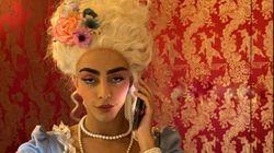 Bilal Hassani redonne vie à Marie-Antoinette sur Tik