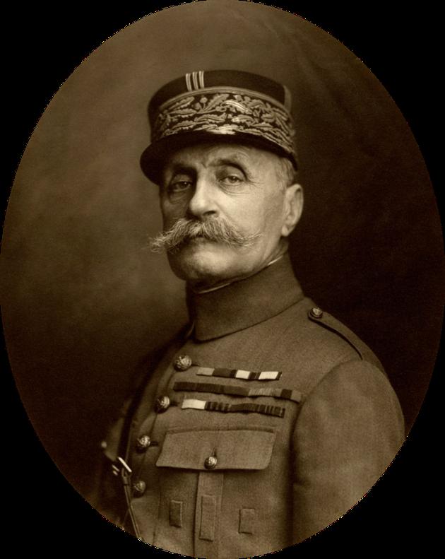 Ferdinand Foch, el general con el que The Times compara a Díaz