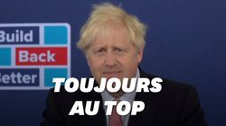 Boris Johnson se défend d'avoir perdu son