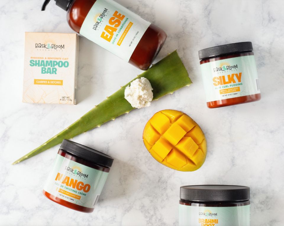 """Natural beauty brand <a href=""""https://amzn.to/3ix8hHT"""" target=""""_blank"""">Bask &amp; Bloom</a> began after founder <a href=""""http"""