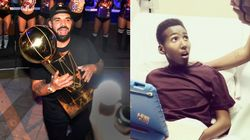 Drake Puts Aside NBA Rivalry To Send Message To Toronto Teen With