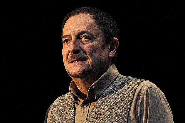 Wladimir Yordanoff, ici sur scène lors d'une répétition de la pièce