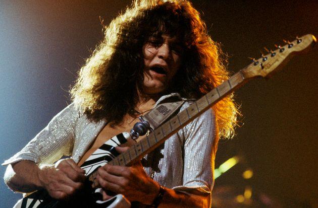 Eddie Van Halen Dead: Rock Guitarist Dies Following Battle With Cancer