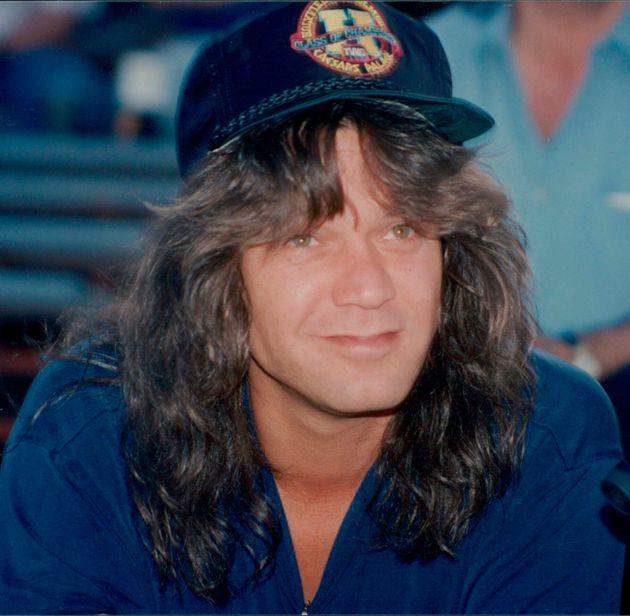**FILE PHOTO** Eddie Van Halen Has Passed Away at 65 from Cancer. Eddie Van Halen & wife Valerie Bertinelli...