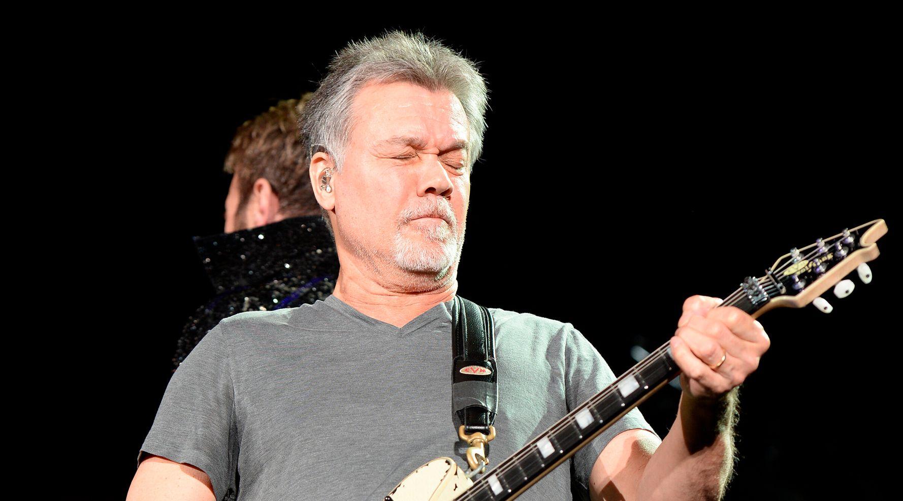 Classic Rock Stars Honor Eddie Van Halen With Twitter ...