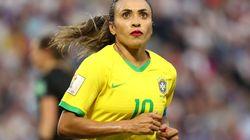 Marta ganhará estátua no 'Museu da Seleção Brasileira', ao lado de