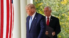 CDC: Mike Pence Isn't A 'Close Contact' Of Trump, 'Safe' To Participate In Debate