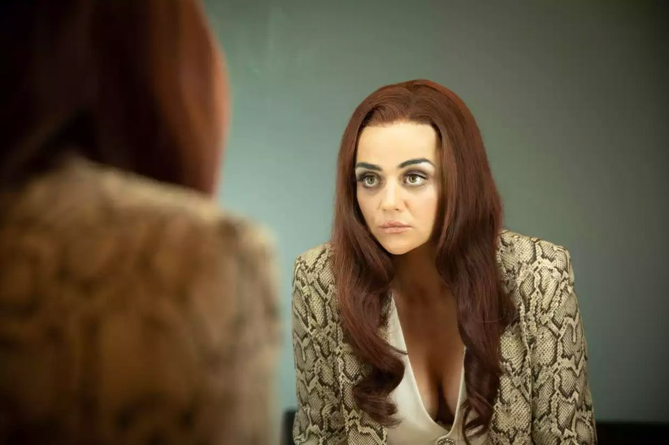 Hayley Squires as Jolene in Adult Material