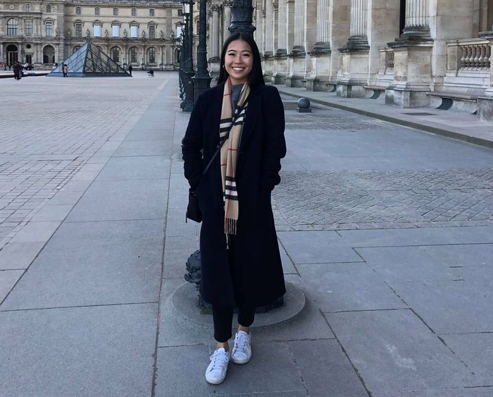 Kelly Yau, 22, struggled to secure a graduate job in marketing after graduating from Melbourne's Monash University in July.
