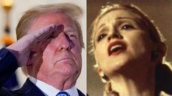 Lincoln Project Trolls Trump's Balcony Stunt With Singalong 'Evita'