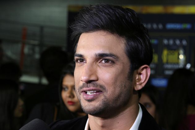 Actor Sushant Singh Rajput in a file
