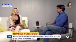 El cabreo de Fran Rivera cuando Marta Sánchez propone pintar la bandera de España de otro