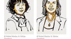 A due scienziate il Nobel per la chimica sulla scrittura del