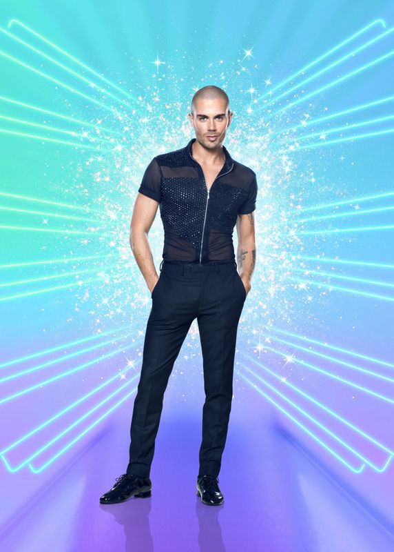 Max GeorgeFormer The Wanted singer