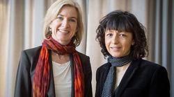 Dos investigadoras del genoma humano, Nobel de Química