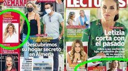 Carlota Corredera, protagonista de la llamativa contradicción de las portadas de 'Semana' y