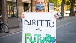 Di nuovo in piazza per chiedere giustizia climatica. Ma giustizia è stata