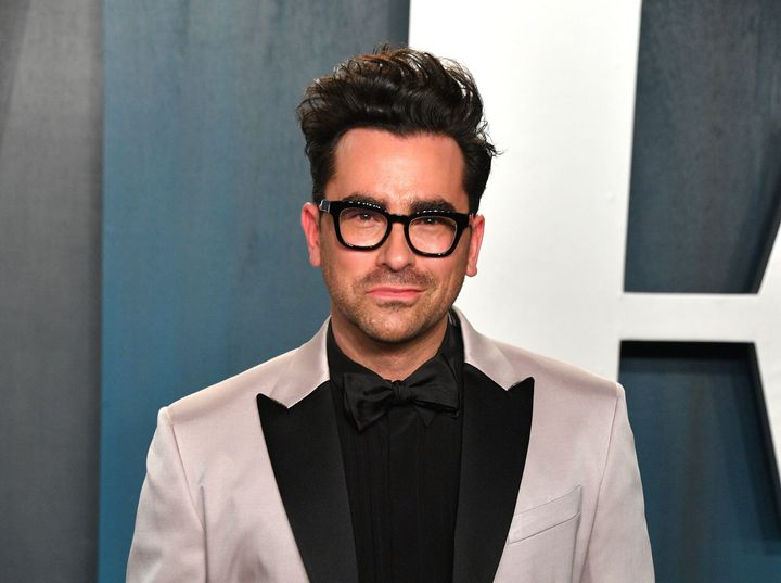 """Schitt's Creek"" creator and star Dan Levy has called out a TV station for removing a kissing scene between two men."