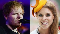 Princess Beatrice Branded A 'F**king Idiot' For Slashing Ed Sheeran With