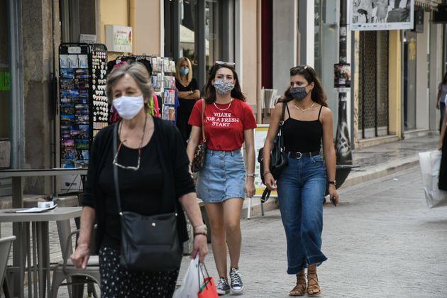 Αυστηρά μέτρα και μάσκες παντού σε Ιωάννινα-Κοζάνη λόγω αυξημένων κρουσμάτων