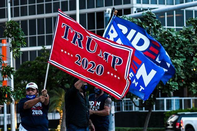 Flórida é estado-chave na disputa entre Donald Trump e Joe