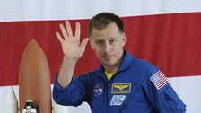 Astronaut Pulls Himself Off Space Test Flight To Attend Daughter's Wedding
