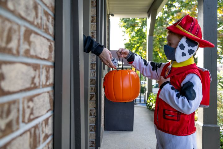 Public health experts are discouraging traditional trick-or-treating but have also offered advice for making the activity less risky.