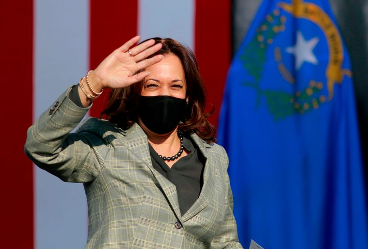 """Who is Kamala Harris? The senator from California and Democratic vice presidential nominee meets US Vice President <a href=""""https://www.huffpost.com/topic/mike-pence"""" role=""""link"""" data-ylk=""""subsec:paragraph;itc:0;cpos:__RAPID_INDEX__;pos:__RAPID_SUBINDEX__;elm:context_link"""">Mike Pence</a> for a debate on Thursday."""