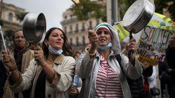 Francia registra un nuevo máximo diario de contagios por