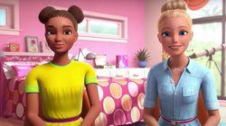 バービー人形が、人種差別を語り合う「差別を目撃したら、黙っていてはダメ」