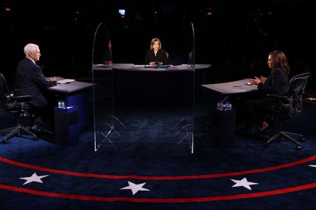 Ηρεμοι τόνοι, αλλά και έντονες διαφωνίες στο ντιμπέιτ των υποψήφιων αντιπροέδρων των