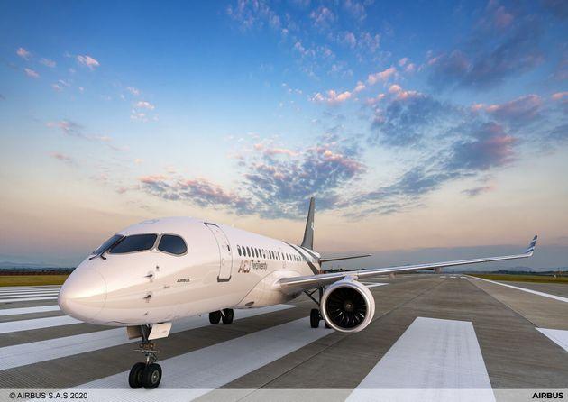 Εντυπωσιακό το νέο επιχειρηματικό αεροσκάφος της