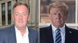 Piers Morgan Predicts Election Disaster For Trump After Correctly Foreseeing 2016