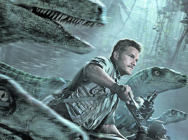 Chris Pratt is one of the stars of the Jurassic World