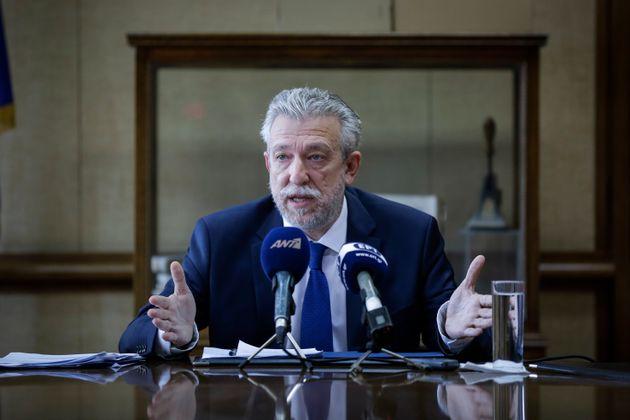 Παραίτηση Κοντονή από την ΚΕ του ΣΥΡΙΖΑ με