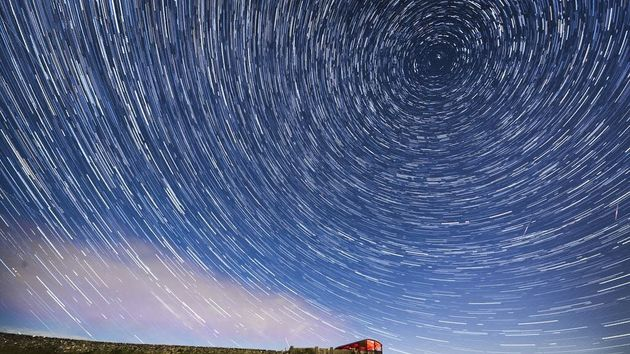 A Draconid Meteor Shower Is Set To Dazzle The Skies Tonight
