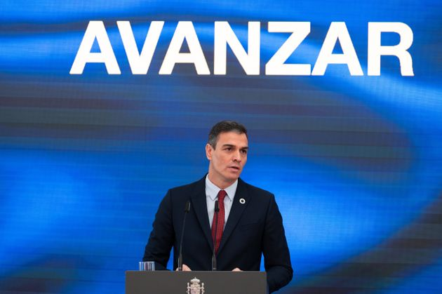 El presidente del Gobierno, Pedro Sánchez, presenta el plan de recuperación de la economía