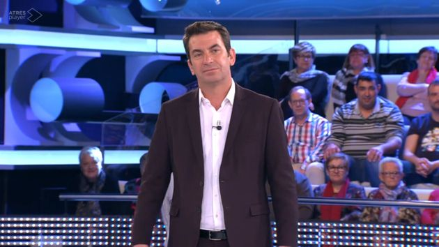 Arturo Valls en 'Ahora Caigo' con el público sin distancia de