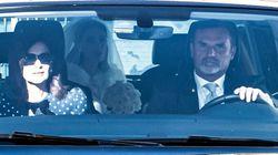 Nozze blindate per Luigi Berlusconi. Abito della sposa firmato dalla stilista amata da Kate