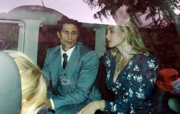 Eleonora Berlusconi con il marito Guy