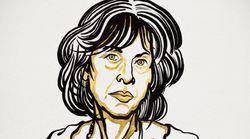 Le prix Nobel de littérature 2020 remis à la poète Louise