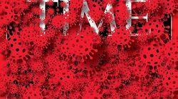 La brutal portada de la revista 'Time' sobre el coronavirus en la Casa