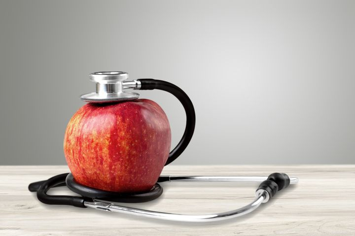 """Sugars from fruits aren't bad for us,"" pediatrician Allan Kornberg said. ""Eat a whole apple and you'll experience positive metabolic effects. Just avoid apple juice, which will contribute to a spike in insulin."""