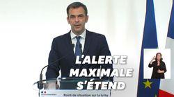 Lyon, Lille, Grenoble et Saint-Étienne basculent en alerte maximale