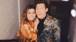 Shania Twain And Harry Styles Have Been Texting About Their 'Dream